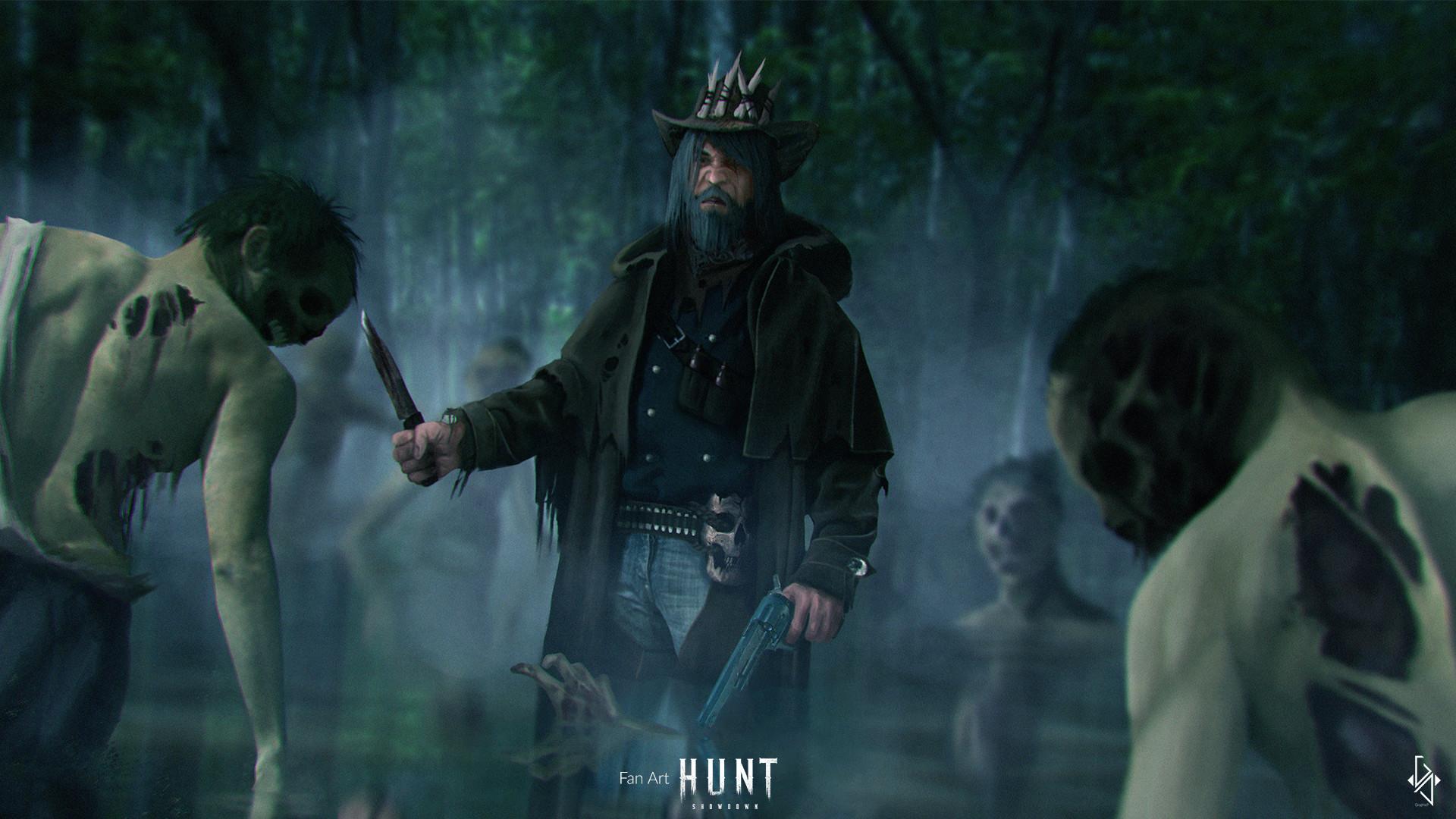 hunt showdown steam code