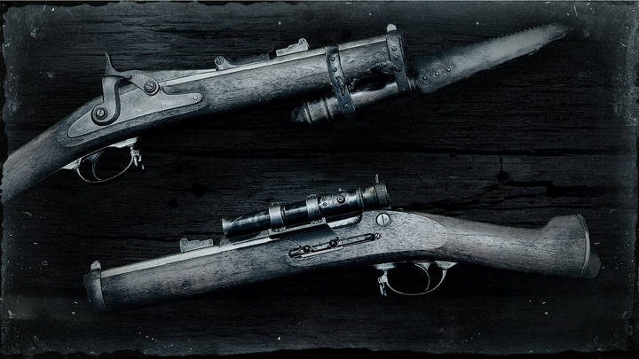 Hunt: Showdown Blogpost: New Weapons, New Update