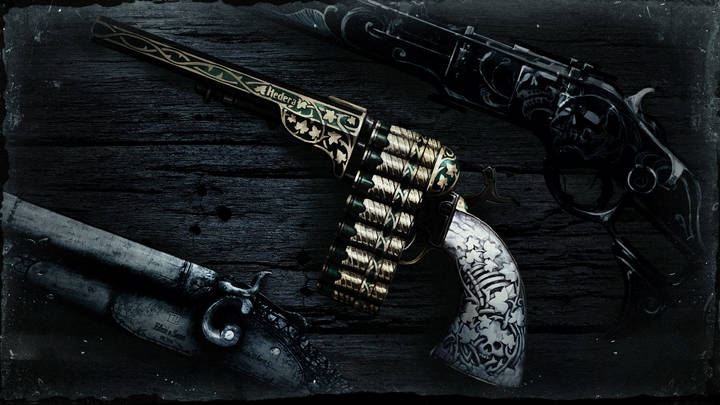 Announcing the Winners of the Hunt: Showdown Weapon Skin Contest!