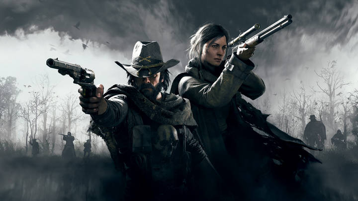 Hunt: Showdown is out now on Playstation 4!
