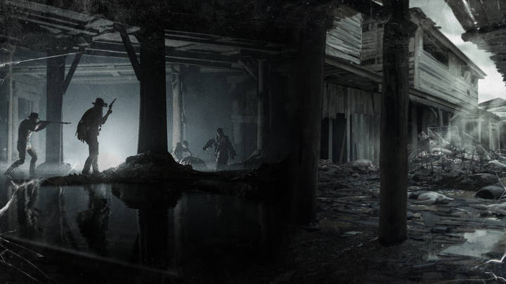 On January 31, 2018, Hunt: Showdown will begin Closed Alpha testing.