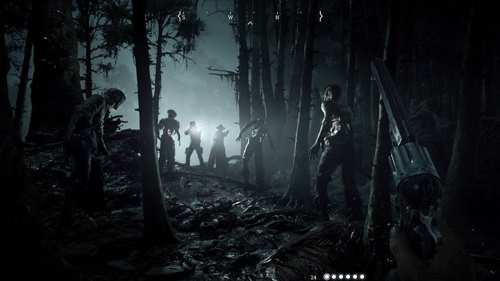Watch the first Hunt: Showdown dev diary