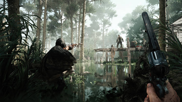 First gameplay footage from Hunt: Showdown